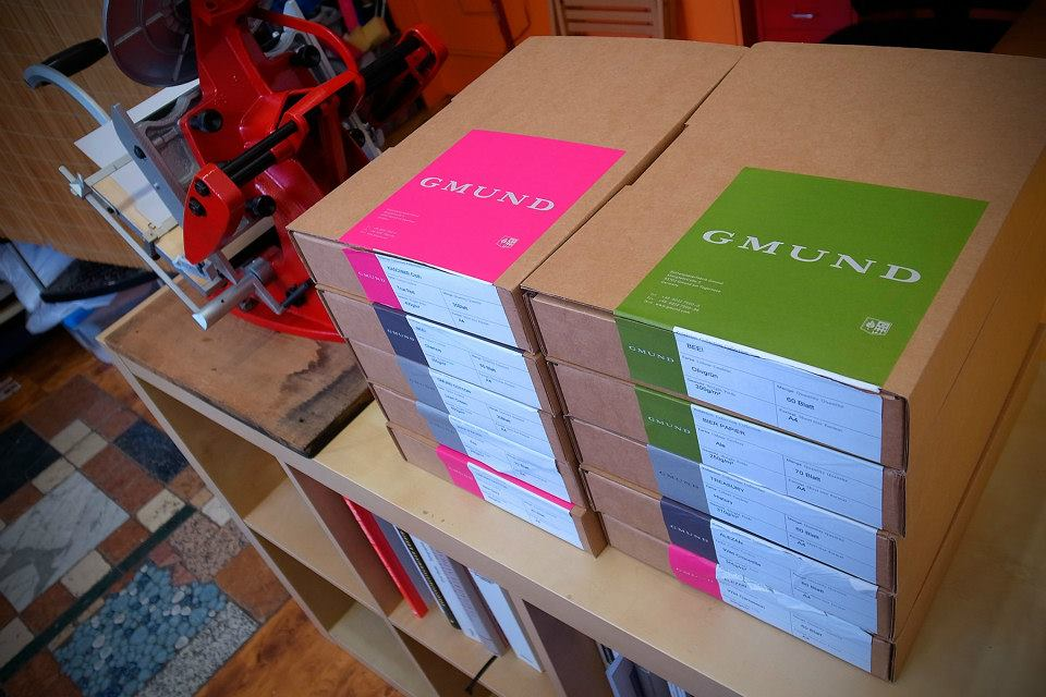 10 Päckchen aus Gmund