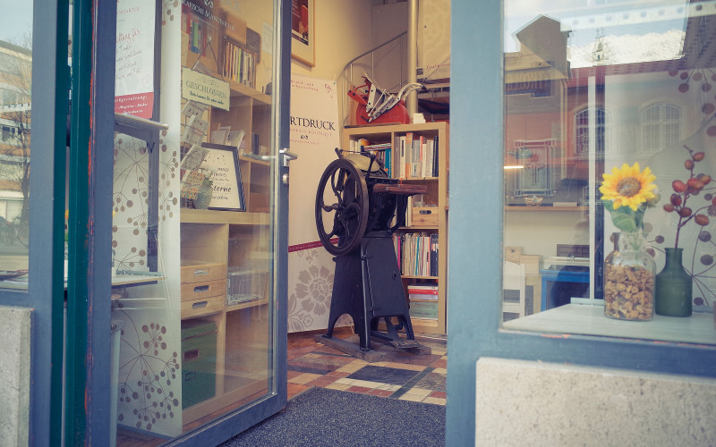 Atelierrundgang – Es wird eng